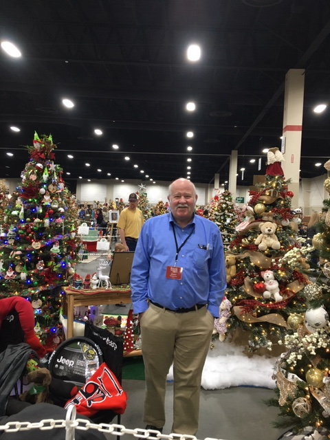 Don at Festival of Trees