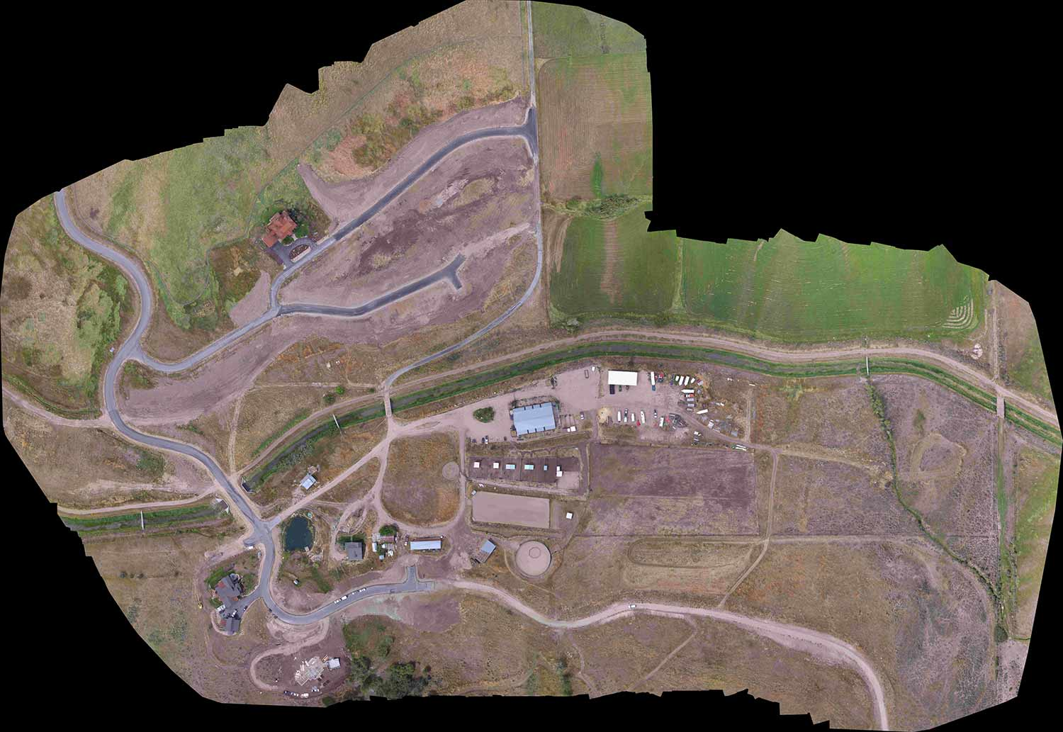 Drone Survey Image